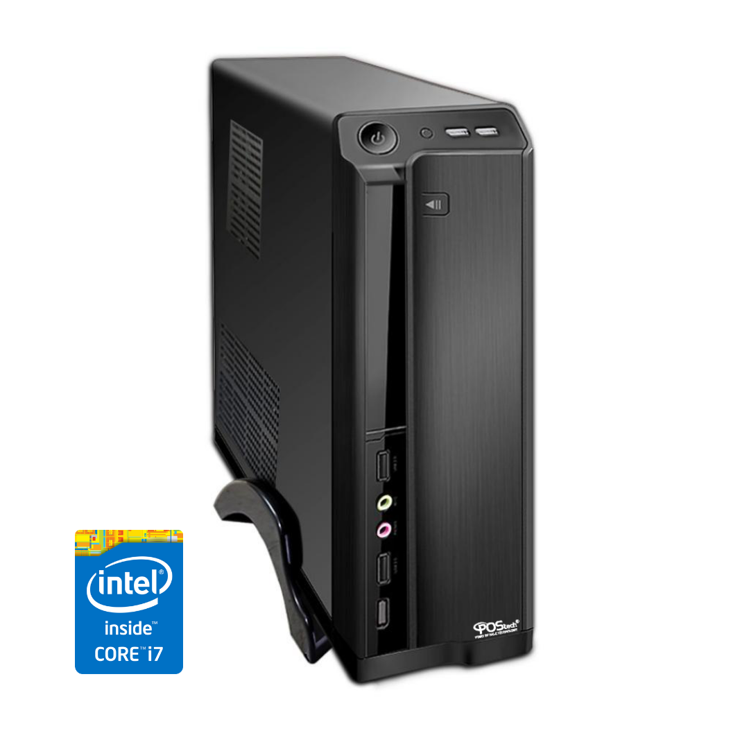 Core I7 4.2 Ghz / 2 seriais / 8GB / 1TB / DVD